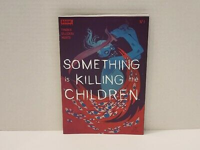 Something is Killing the Children #1D - 2nd Print - (9.0 / 9.2) 2019 Boom!