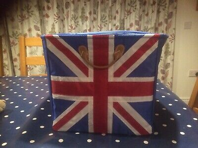 Lazzari/ GLTC union Jack Cube Storage Drawer