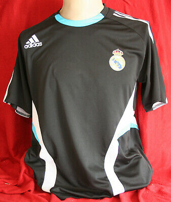 ADIDAS REAL MADRID Training Jersey Size Large Worn Once - LOOK