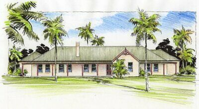 House Plans - The Bligh - Australian Colonial Style
