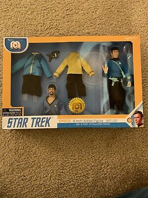 Mego Spock Gift Set Sdcc 2019 Star Trek Thinkgeek Exclusive 122!!!