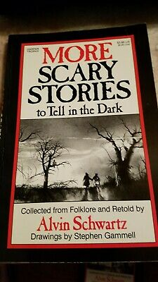 More scary stories to tell in the dark Book