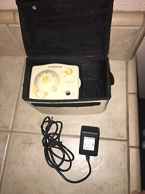 Medela Personal Double Electric Breast Pump ~ Motor & Wall Adapter Only