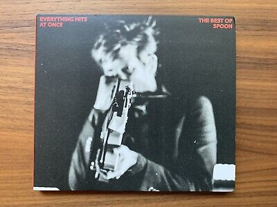 Everything Hits At Once - The Best of Spoon (2019, CD) Greatest Hits
