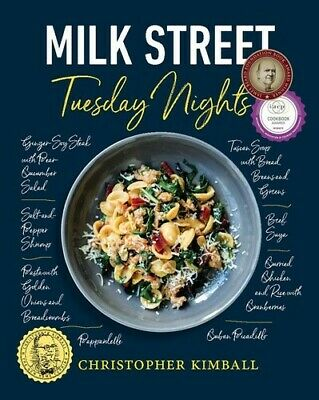 Milk Street: Tuesday Nights: More than 200 Simple Weeknight Suppersthat Deliver