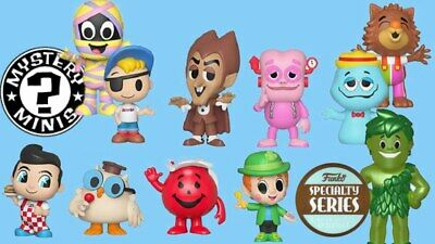 Funko Mystery Minis AD ICONS (Specialty Series) Vinyl Figures **YOUR CHOICE**