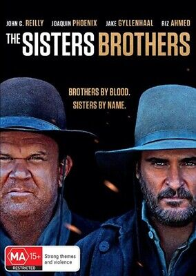 The Sisters Brothers (DVD, 2019) Region 4