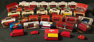 Large Collection of Diecast Boxed Models, Post Office, Postal Interest, Joblot