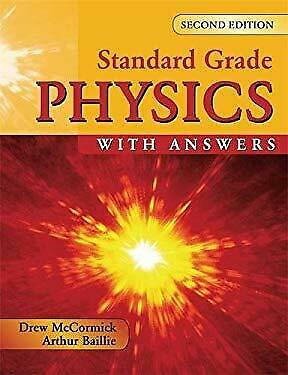 Standard Grade Physics with Answers by Baillie, Arthur E.