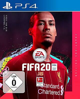 Fifa 20 Champions Edition / PS4 PS 4 / Neu & OVP / Release: 24.09.2019