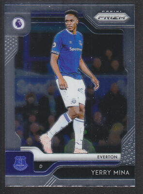 Panini Prizm Premier League 2019/20 - # 39 Yerry Mina - Everton