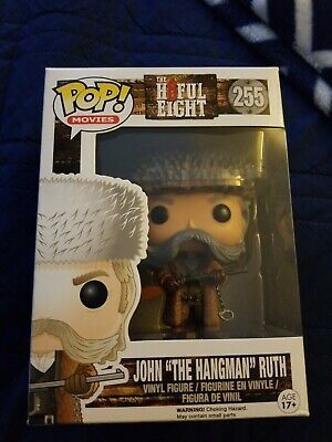 Funko Pop! Movies Hateful H8ful Eight John Ruth The Hangman #255