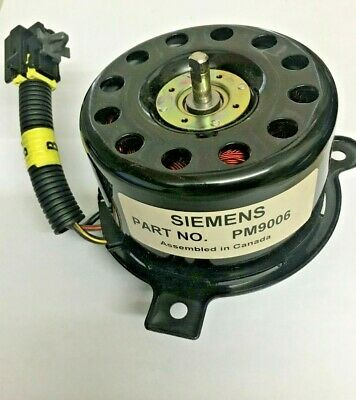 1989-1992 FORD PROBE RADIATOR ELECTRIC MOTOR ASSEMBLY FOR FAN