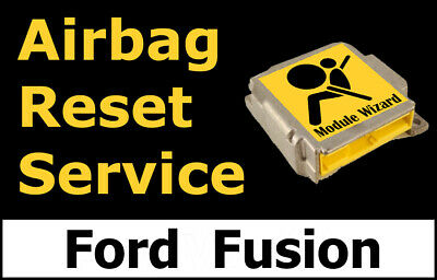 Ford Fusion: Airbag Module Reset Service, Control Unit, Computer, SRS, RCM,