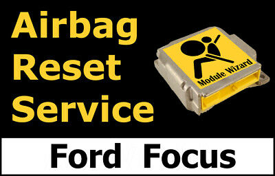 Ford Focus: Airbag Module Reset Service, Control Unit, Computer, SRS, RCM,