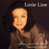 Music from the Heart: Greatest Cover Hits by Lorie Line new sealed cd