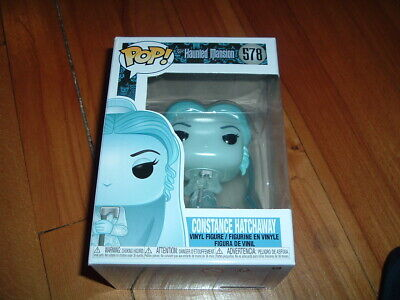 Funko Pop! Constance Hatchaway #578~ Mint Condition~ Haunted Mansion Series~