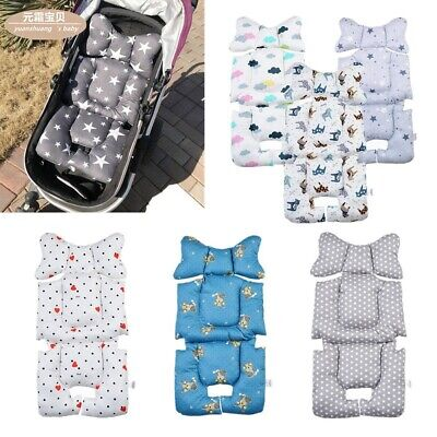 Chair Cushion Cotton Baby Stroller Buggy Pram Pushchair Liner Cover Mat Car Seat