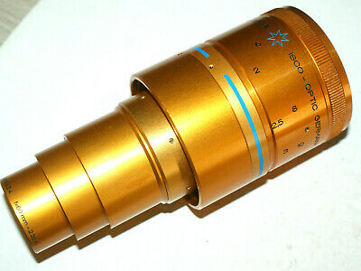 combi anamorphic a focal primaire fixe F:60mm ISCO HD