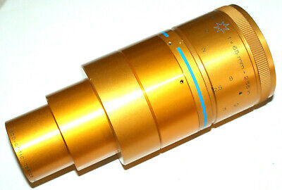 combi anamorphic a focal primaire fixe F:65mm ISCO HD