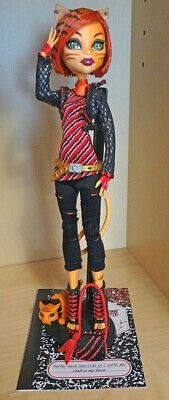 Monster High - Toralei Stripe Doll - 1St Wave