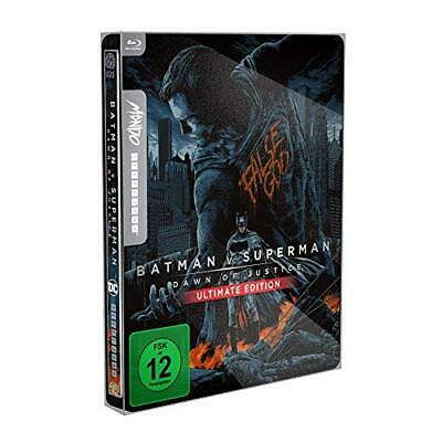 Batman V Superman (Steelbook Mondo) (2 Blu-Ray) WARNER HOME VIDEO
