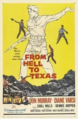 from hell to texas dvd