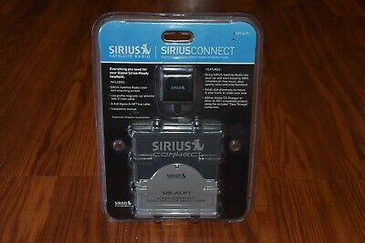 Sirius SIR-ALP1 For Sirius Car Satellite Radio Receiver - New