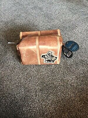 Harry Potter Toiletry Bag New