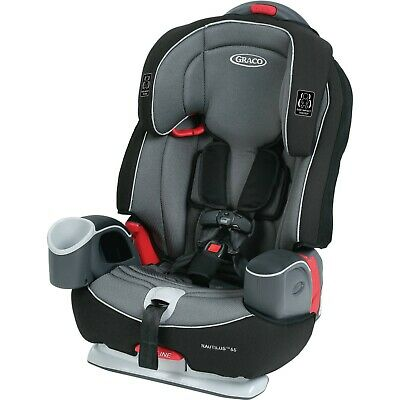 Graco Nautilus 65 3-in-1 Harness Child Toddler baby Booster Car Safety Seat