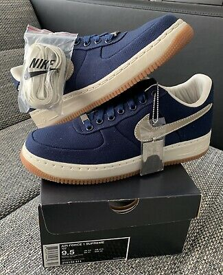 NIKE AIR FORCE 1 XXV Supreme '07 LTD