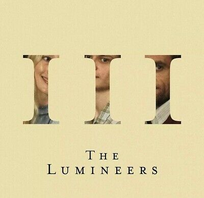 """New - The Lumineers """"III"""" CD -Explicit - Fast Free Shipping"""