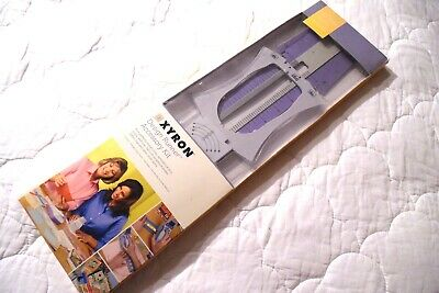 Xyron Design Runner Accessory Kit For Scrapbook Craft Straight Edge