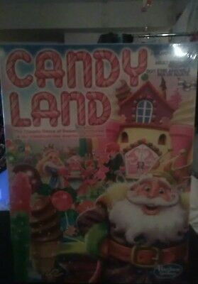 Brand New Factory Sealed Candyland Boardgame 2014 Hasbro Toy