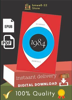 1984 by George Orwell [PDF-EPUB-MOBI-KINDLE} 🔥🔥📩