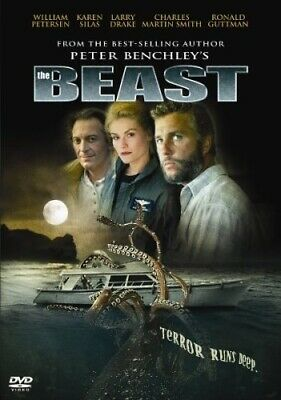 PETER BENCHLEY'S THE BEAST New Sealed DVD