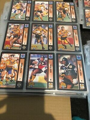 Complete 1994 Base Sets , Series 1 ,2 And Marsters 550 Cards