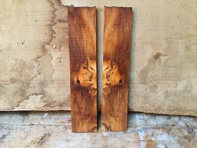 knife scales yew