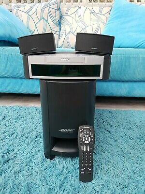 Bose 321 Gs Series I Home Cinema  System Very Good Condition.