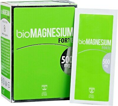 bio MAGNESIUM Citrate 500мg Prenatal Support Muscle Stress Fatigue Tiredness