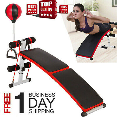 Terrific Gym At Home Exercise Equipment Bench Arm Chest Abs Workout Pdpeps Interior Chair Design Pdpepsorg
