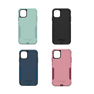 "OtterBox Commuter Case iPhone 11 6.1"" Sleek Profile Non Slip Grip All Colour PS"