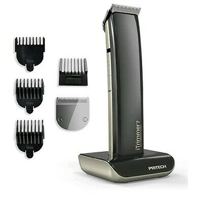 Cordless Hair Clipper Set for Men USB Beard Trimmer Mens Rechargeable Stubble...