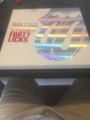 """Forty Licks [Special Edition 13"""" x 13""""Boxed Set] [Box] by The Rolling Stones"""