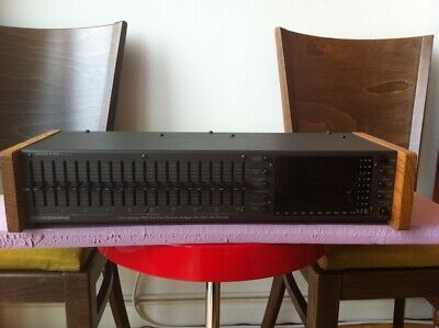 Audio Control C-101 Series II Equalizer with Real Time Analyzer