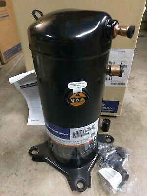 Copeland Scroll Compressor ZP39K5E-PFV-830 208-230V 1PH 60HZ R410A