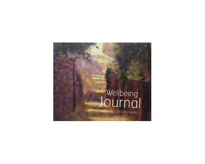 The Wellbeing Journal by Booth, S. Book The Cheap Fast Free Post