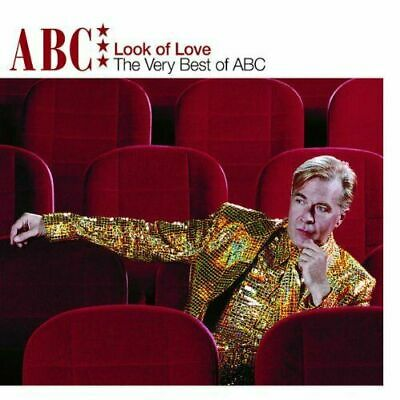 Abc: Look Of Love: The Very Best Of – 17 Track Cd, Greatest Hits, Martin Fry