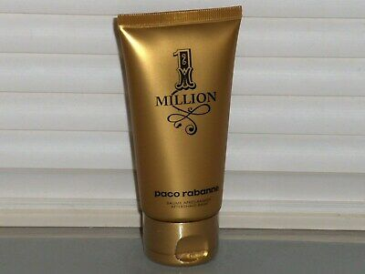 1 MILLION by PACO RABANNE homme Men's After Shave Balm, 2.5 oz., 75 ml, New