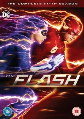 The Flash: The Complete Fifth Season *NEW* DVD / Box Set